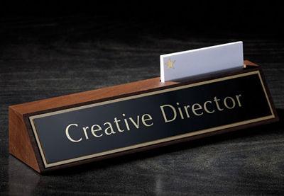 Creative Director Job in Dubai, UAE
