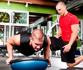 Fitness Personal Trainer job in Abu Dhabi, UAE