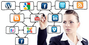 Manager of Social Media job in Dubai - UAE