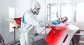 Technician Painter job in UAE