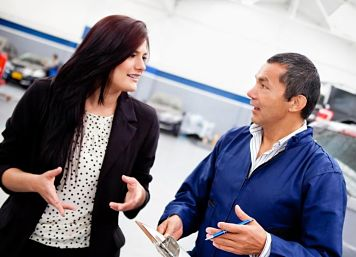 Service Advisor Job in UAE