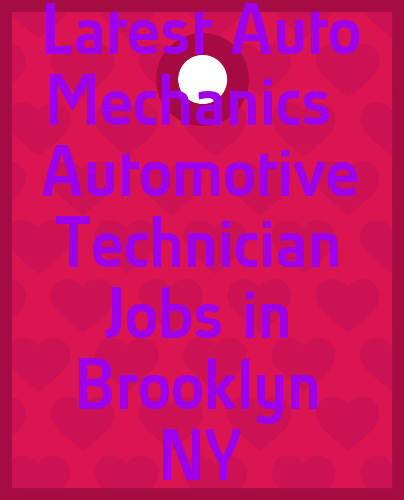 And applying for Brooklyn jobs has never been easier. Look at the job listings below, click on a job title that interests you and hit the