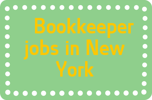 25 Bookkeeper jobs in New York, NY